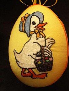 Dekorácie - Veľkonočné vajíčko 2 - 1228555