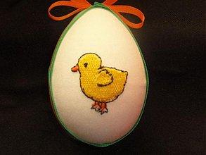 Dekorácie - Veľkonočné vajíčko malé - 1228658