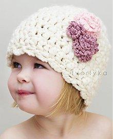 Detské čiapky - Bez hraníc - 1232040