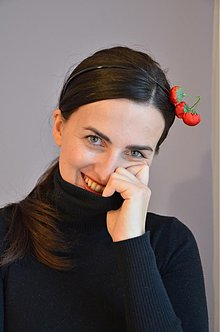 Ozdoby do vlasov - LOLITA 2 (Cherries)  by Hogo Fogo - 1235284