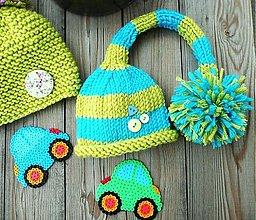Detské čiapky - Čiapočka - 1236857