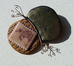 Odznaky/Brošne - List z vojny - 1237305
