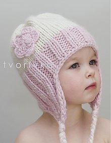 Detské čiapky - Cute (aj chlapcom) - 1237781