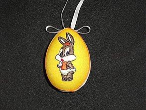 Dekorácie - Veľkonočné vajíčko malé 3 - 1238588