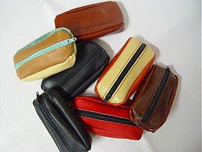 Kľúčenky - Úžasné kožené kľúčenky vo viacerých farbách ZĽAVA - 1248305