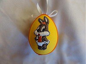 Dekorácie - Veľkonočné vajíčko malé 4 - 1251725