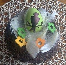 Kurzy - Zdobenie veľkonočných vajíčok - 1261079