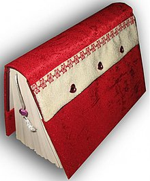 Papiernictvo - Obal na knihu so záložkou - 1262254