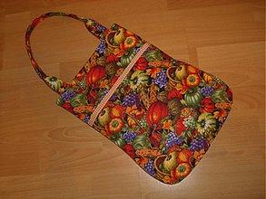 Veľké tašky - Zelenina - 127761