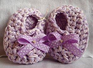 Topánočky - Papučky mini