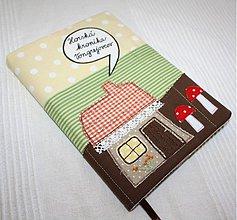 Papiernictvo - Zápisník na turistické výpravy - 1285424
