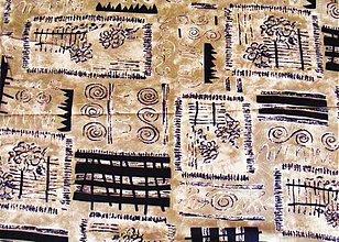 Textil - viskóza-padavá letná látka - 1289983