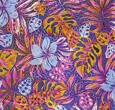 Textil - viskoza letná padavá látka - 1290005