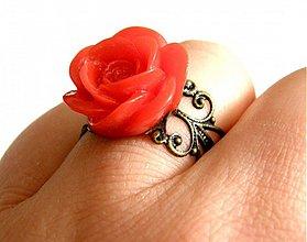 Prstene - ked ruža zakvitla laskou - 1296923