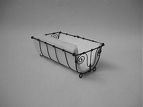 Košíky - Odkladač na servítky - 1297184