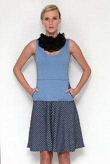 Šaty - šatová sukně JULI - proužkovaná - 1298135