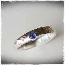 Prstene - svadobny topping - nielen pre modroocky - 130065