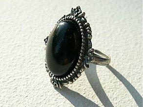 Prstene - black onyx - 1301866