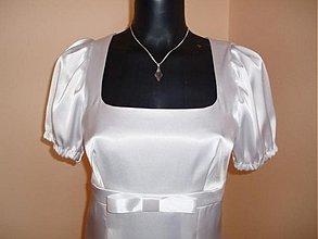 Šaty - Polnočné šaty v.38 - 50% zľava!!! - 1303279