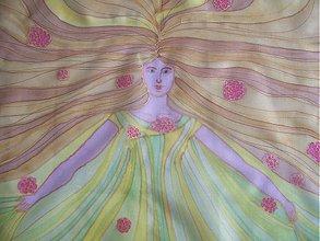 Šatky - Bohyňa PRIMAVERA - 1303358