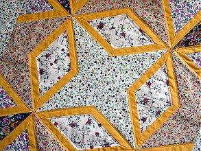 Úžitkový textil - Krížom- krážom - 1315293