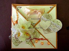 Papiernictvo - Orchideová láska - 1318492