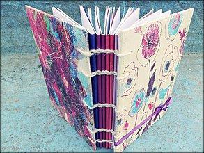 Papiernictvo - ..farebná explózia.. - 1321129
