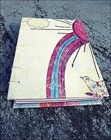 Papiernictvo - ..farebná explózia II.. - 1321161