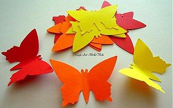 Papier - PV107 Motýľ - 1324141
