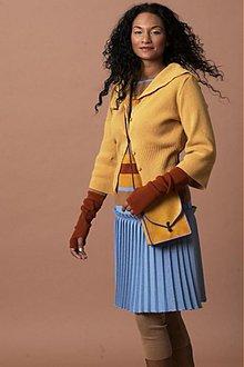 Sukne - plisovaná sukně JUMAN -kolekce DESERT - 1326063