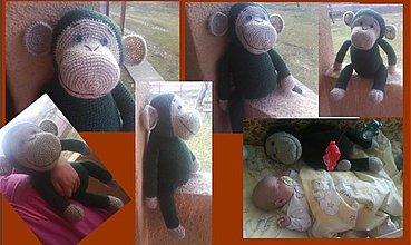 Hračky - Opica-skorica - 1328296