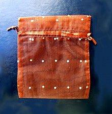 Obalový materiál - vrecúško 12 x 10 cm/ 1 ks - 1331376
