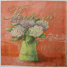 Papier - obrúsok - Provence - 1348804