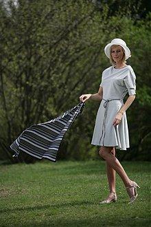 Šaty - letní šaty JOLANDA- uni - 1351164
