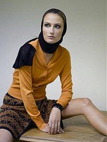Svetre/Pulóvre - propínací pulover  GALI - 1361309