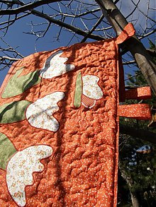 Úžitkový textil - Len tak si lietame...:))) - 1361867