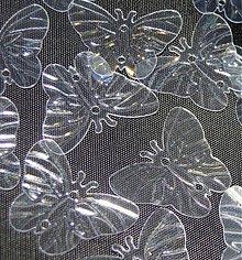 Galantéria - Flitre motýlik 18x22mm-20ks - 1369388