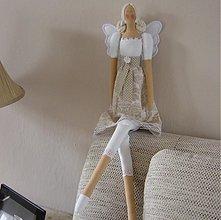 Bábiky - Biela korunková - 1370016
