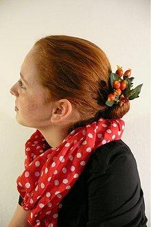Ozdoby do vlasov - Šípky na vlasovom štipci by Hogo Fogo - 1370602