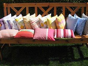 Úžitkový textil - Vankúšiky u nás :) na objednávku - 1372273