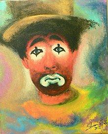 Obrazy - Klaun (Clown) - 1379843