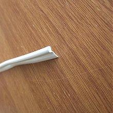 Iný materiál - Kéder, PVC paspuľka - biely - 1380971