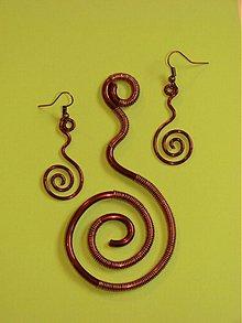 Sady šperkov - Spiral - 13882