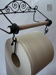 Nábytok - držiak na toal. papier - 1392417