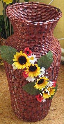 Košíky - Váza - 1402169