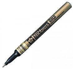 Pomôcky/Nástroje - Kreatívny popisovač na rôzne povrchy (Pen-touch) - zlatý - 1406785