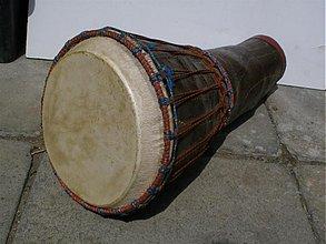 Hudobné nástroje - djembe - agave - 1406857