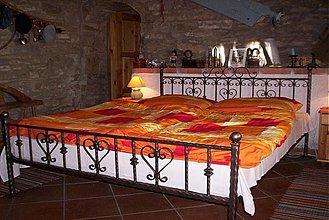 Nábytok - Kovové štýlove postele PILOTEK I - 1409189