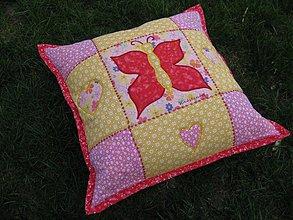 Úžitkový textil - motýlikový... - 1411055