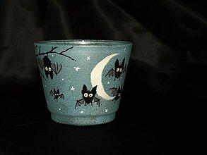 Svietidlá a sviečky - Svietnik na čajovú sviečku - Baby Bats 2 - 1412439